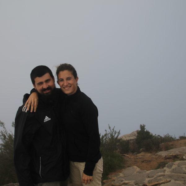 Y desde la cima de Lion's Head no pudimos ver absolutamente nada