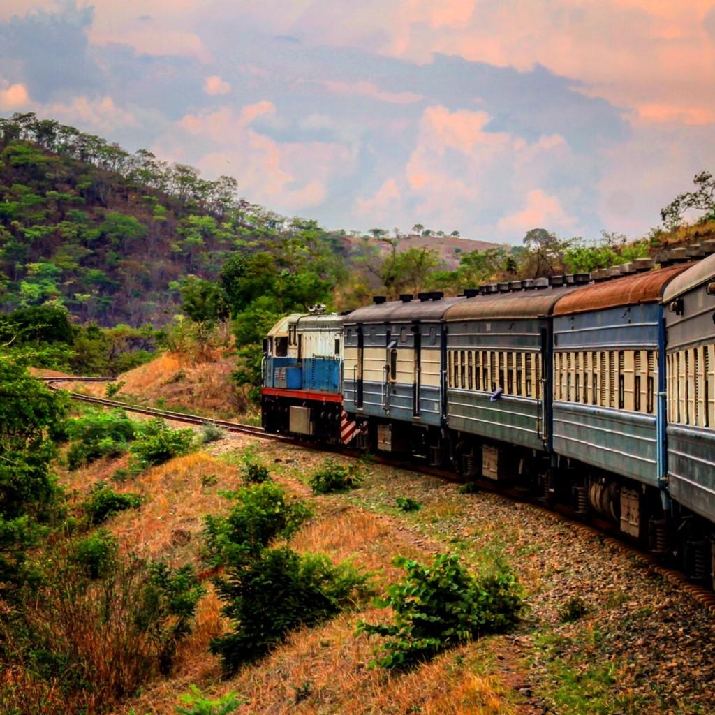 Tren Tazara