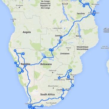 África, datos clave