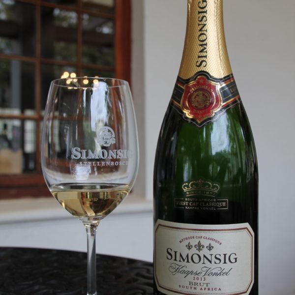 El MCC o Methode Cap Classique es el vino espumante de Sudáfrica