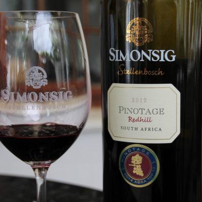 Una uva muy clásicamente sudafricana, el pinotage