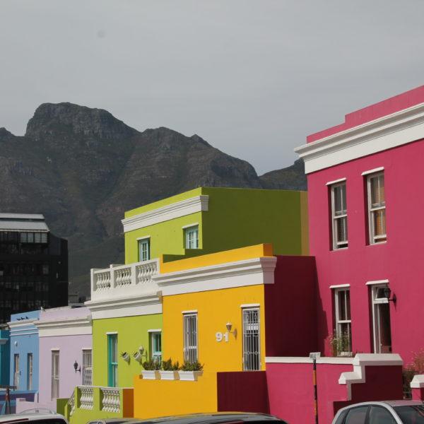 Bo-Kaap, el contraste de la ciudad