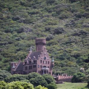 Este castillo en la mitad de la nada resultó chocante