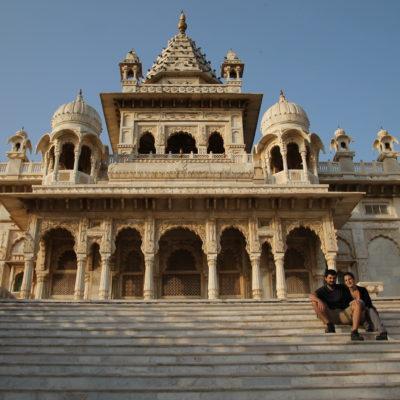 Jaswant Thada, el precioso mausoleo del maharaja