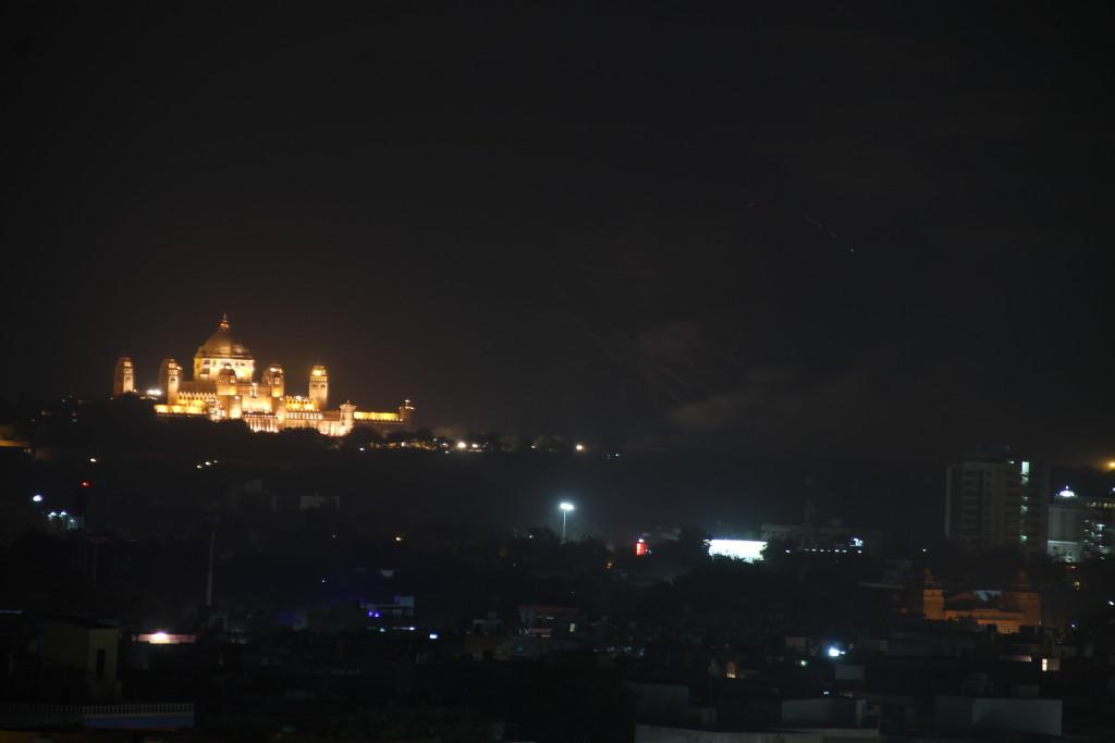 Palacio Umaid Bhawan