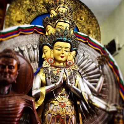 Avalokiteshwara, el buda actual del amor y la compasión