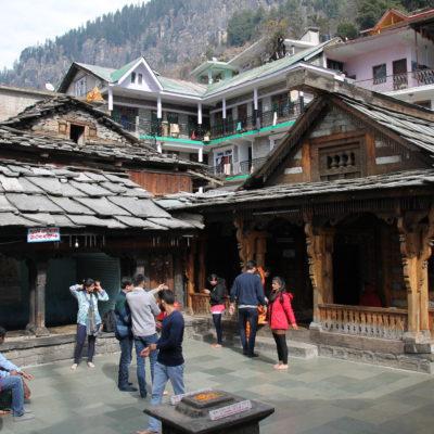 Es en este templo donde había las aguas termales aunque por motivos obvios no se podían sacar fotos