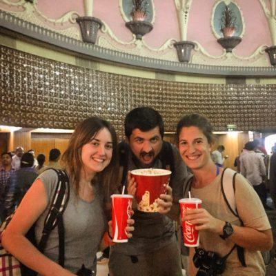 Palomitas, Coca Cola... ¡Listos para el cine!
