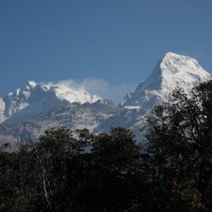 El Annapurna y Annapurna   Sur