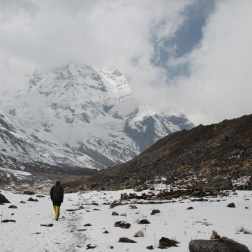 Trek del ABC, Annapurna Base Camp (días 42-48)