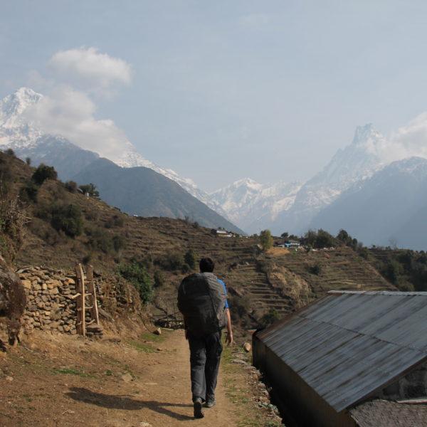 Ya tenemos el Annapurna Sur más cerca