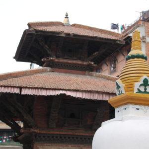 Templos y estupas en cada esquina