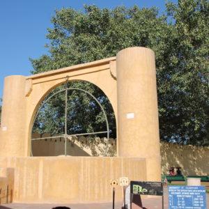Parte del observatorio astronómico Jantar Mantar