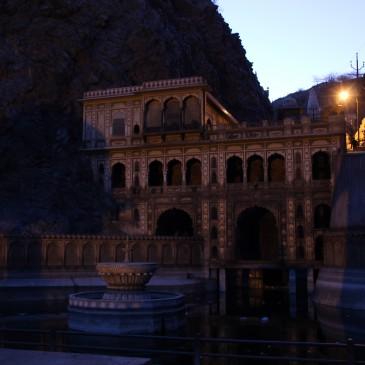 Pushkar, Jaipur y alrededores (días 24-28)