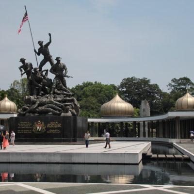 El monumento nacional Tugu Negara