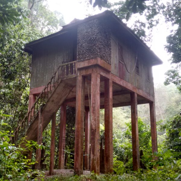 Os presentamos nuestro refugio: Bumbun Kambung