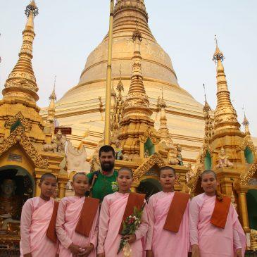 Yangon, antigua capital birmana (días 87-89)