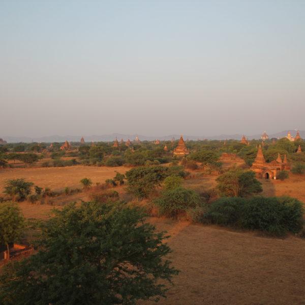 ¡Buenos días Bagan!