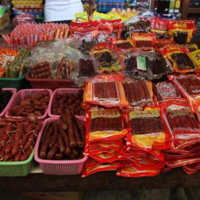 ¿Chorizos en Myanmar?
