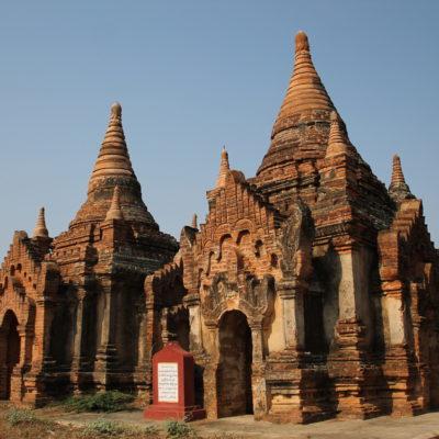 Los pequeños templos, aunque no sean tan espectaculares, también tienen su encanto