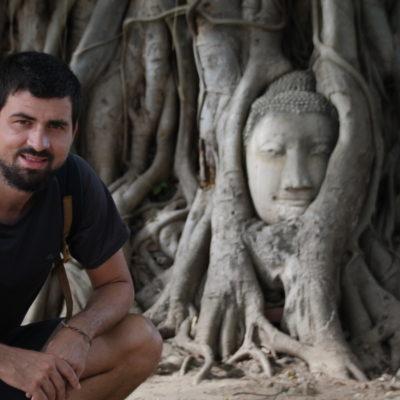¿Cual será la verdadera historia de este Buddha?
