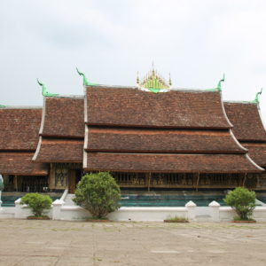 El Vat Xieng Thong es el templo más conocido de Luang Prabang