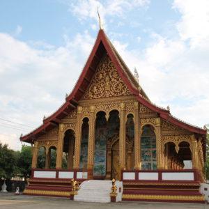 Y es que aunque no entramos, vimos muchos templos desde fuera