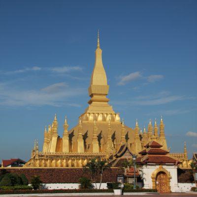 Para cuando llegamos, el acceso a la pagoda ya estaba cerrado, pero lo pudimos ver perfectamente desde fuera