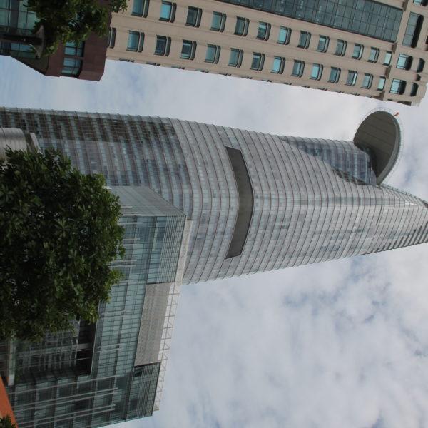La torre Bitexco es la torre más alta de Vietnam