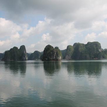 La Bahía de Halong (días 163-165)