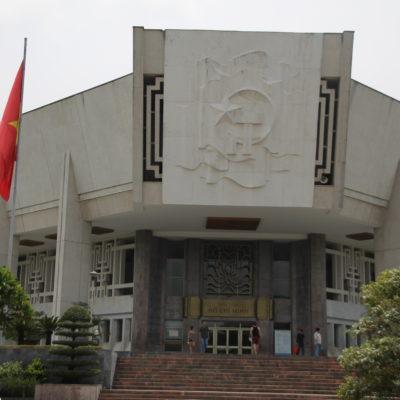 El Museo de Ho Chi Minh, dedicado al padre de la actual Vietnam