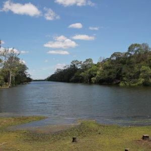 Sólo unos pocos templos tenían fosas realmente llenas de agua, como si fueran ríos