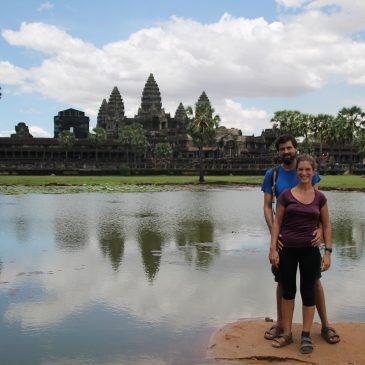 Angkor Wat, la 8ª maravilla del mundo (días 137-140)