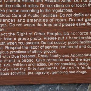 6. Respeta los derechos de los demás. No obligues a invitados extrajeros a sacarse una foto de grupo 😂