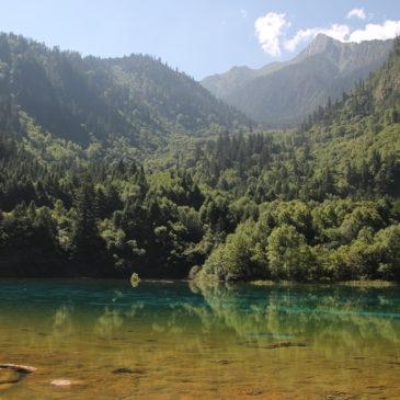 Jiuzhaigou y Huanglong, aguas de colores (días 184-186)