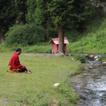 Langmusi y Xiahe, espiritualidad budista (días 187-189)