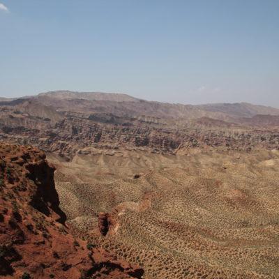 Pingshanhu Grand Canyon