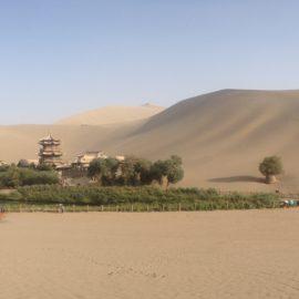 Dunhuang, parada en la Ruta de la Seda (días 194-195)