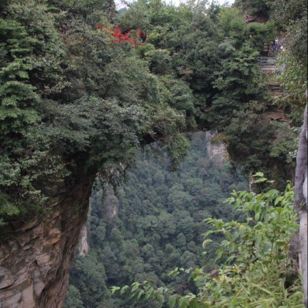 El puente natural más antiguo del mundo