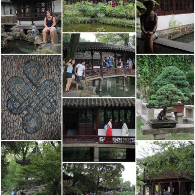 Detalles de los jardines del Administrador Humble, patrimonio de la humanidad