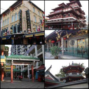Nos sorprendió lo pequeño que era Chinatown teníendo en cuenta los muchos habitantes chinos de la ciudad