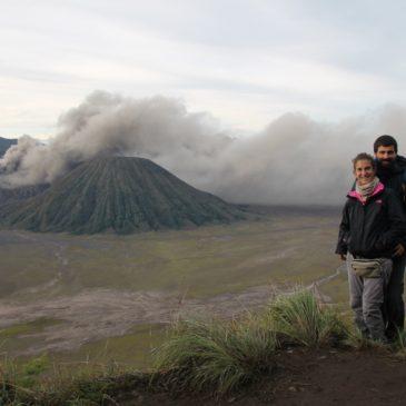 Bromo e Ijen, el fuego de Indonesia (días 255-256)