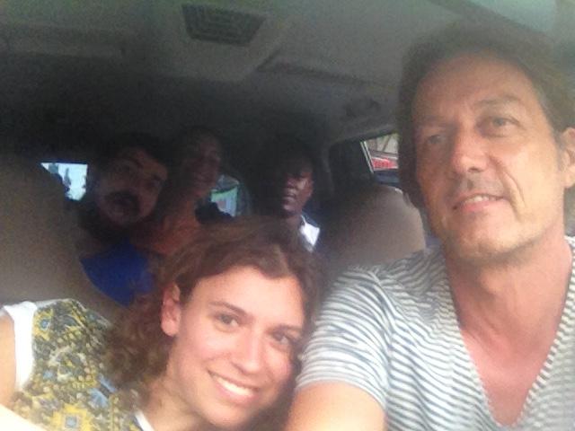Los compañeros de ruta que nos sacaron de la mafia balinesa