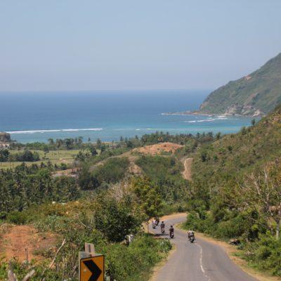 La maravillosa costa de Lombok