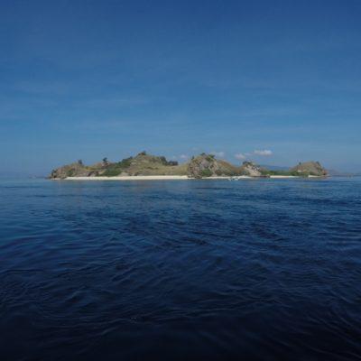El Parque Nacional de Komodo es increíble dentro y fuera del mar