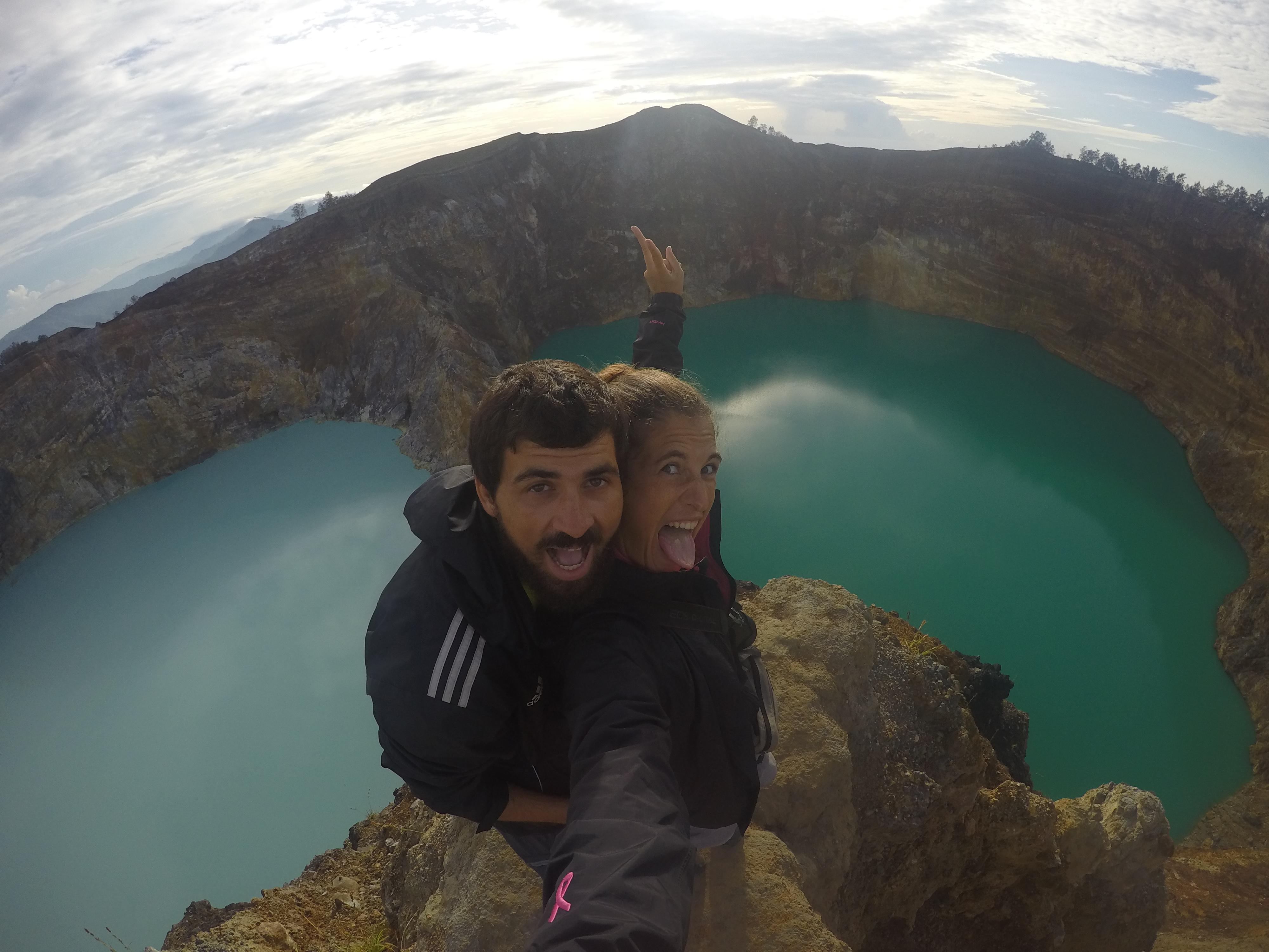 Isla De Flores Adios Indonesia Dias 270 274 Comiendonos El Mundo